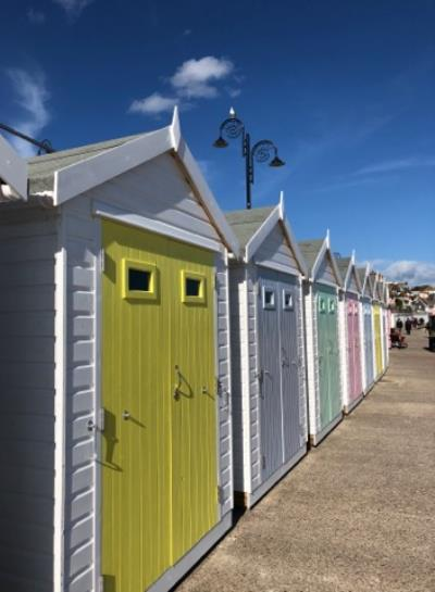 COVID-19: No beach hut bookings for March and April