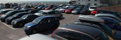 Lyme Regis residents' parking permits remain valid for another year