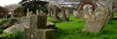 COVID-19: Cemetery re-opens but no public thoroughfare