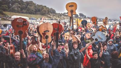 Guitars on the Beach - 19 June